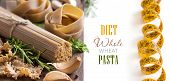 Whole Wheat Italian Pasta With Garlic And Herbs