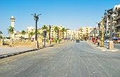 The Central Avenue