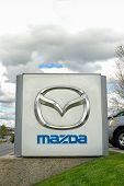 Mazda Autobile Dealership