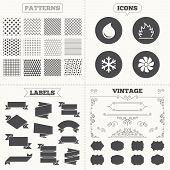 image of hvac  - Seamless patterns - JPG