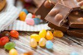 foto of junk food  - food - JPG