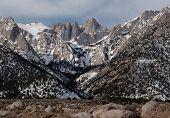 Mt. Whitney California