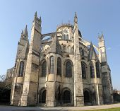 Cathedral Of Bourges