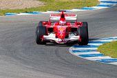 Scuderia Ferrari F1, Marc Gene, 2006