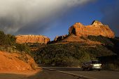 Driving In Sedona