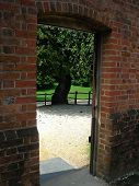 Brick Doorway