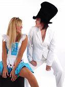 Girls In Costume