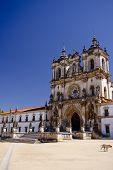 Monastery of Alcobaca facade