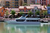 Luxury Yacht At Lake Las Vegas