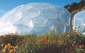 Biome im Eden Project