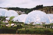 Biome im Eden Project