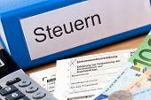 Austrian income tax return