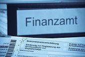 German income tax return