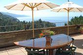 Big Sur Restaurant With View