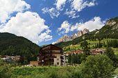Canazei,k Trentino, Italy