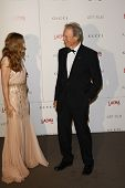 LOS ANGELES - NOV 5: Amy Adams; Clint Eastwood at the LACMA Art + Film Gala on November 5, 2011 in L