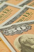 $50.00 U.S. Savings Bonds