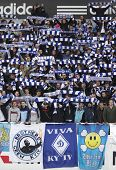 Dynamo Kyiv Team Supporters