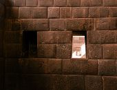 Details Of Masonry Of Coricancha, Famous Temple In The Inca Empire In Cuzco, Peru poster