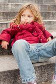 child with attitude