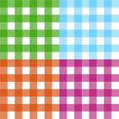 square textile pattern