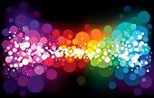 Rainbow stardust