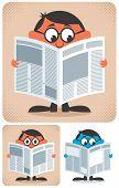 Lesen Zeitung