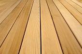 New Cedar Deck