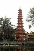 Hua Tran Quoc Pagoda