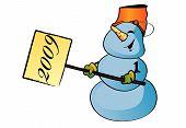 Snowman 2009