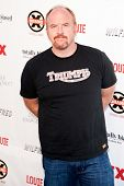 HOLLYWOOD, CA - JUNE 26: Louis C.K. arrives at FX Summer Comedies party at Lure on June 26, 2012 in Hollywood, California.