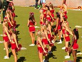 Florida State Cheerleaders