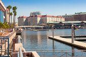Centro de convenções de tampa e Harbour Island, Tampa, Flórida