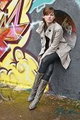image of graff  - Impressions of a new urban youth - JPG