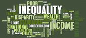 Income Inequality and Wealth Distribution as Art