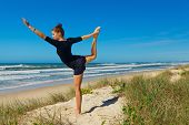 Yoga On The Beach Series