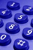 A Number Keypad