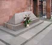 The Grave Of The Famous Philosopher