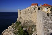 City Walls Of Dubrovnik, Croatia