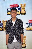 LOS ANGELES - APR 27:  Adam Irigoyen arrives at the Radio Disney Music Awards 2013 at the Nokia Thea