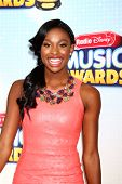LOS ANGELES - APR 27:  Coco Jones arrives at the Radio Disney Music Awards 2013 at the Nokia Theater
