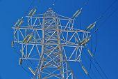 Pylon Of Power Line