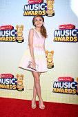 LOS ANGELES - APR 27:  G. Hannelius arrives at the Radio Disney Music Awards 2013 at the Nokia Theater on April 27, 2013 in Los Angeles, CA