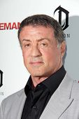 LOS ANGELES - APR 22: Sylvester Stallone bei