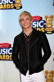 LOS ANGELES - APR 27:  Ross Lynch arrives at the Radio Disney Music Awards 2013 at the Nokia Theater