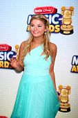 LOS ANGELES - APR 27:  Stefanie Scott arrives at the Radio Disney Music Awards 2013 at the Nokia Theater on April 27, 2013 in Los Angeles, CA