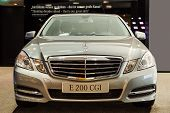 New Series Mercedes-Benz E-class