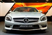 New Model Of Mercedes-Benz Sl63 AMG-series