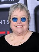 LOS ANGELES - APR 24:  Kathy Bates arrives to the AFI Night At The Movies 2013  on April 24, 2013 in