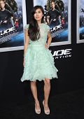 LOS ANGELES - MAR 28:  Eldie Yung arrives to the